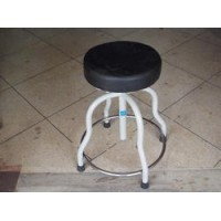 Revolving Stool (Cushioned Top)