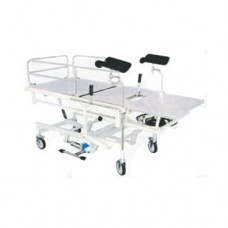 Obstetric Labour Table Telescopic (M.S. Base)(Hydraulic)
