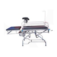 Obstetric Labour Table Telescopic (M.S. Base) (Fixed)