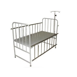 Pediatric Bed / Baby Cot [Mattress Cost Extra ]