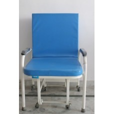 Attendant Bed Cum Chair (M.S)
