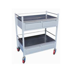 Medicine Trolley (4 Drawers)