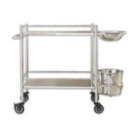 Dressing Trolley 18''x30'' (M.S.)