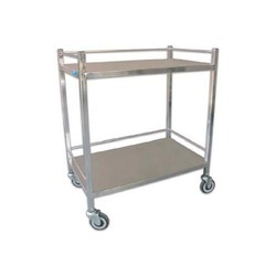 Instrument Trolley 18''x30'' (S.S.)