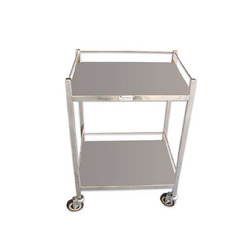 Instrument Trolley 18''x24'' (S.S.)