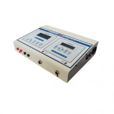 IFT US MS TENS Combo Machine LCD 1 & 3 MHz 152 Preset Programs Physiotherapy Machine