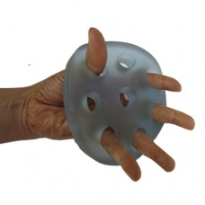 Round Gel Finger and Hand Exerciser Hard