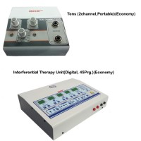 acco combo Tens (2 channel,Portable)+  Interferential Therapy Unit(Digital, 45Prg.)
