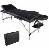 Portable Massage Table (Folding, Breifcase Type) Aluminium Legs