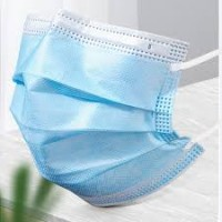 Disposable 3 Ply Surgical Mask with Earloop | 3 Ply Mask with Nose Pin