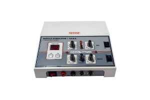 acco Physiotherapy Combo Machine 2 in 1 (MS+TENS) with Timer Muscle Stimulator & TENS Machine