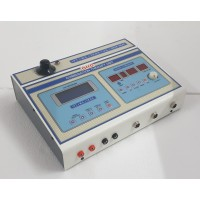 COMBO(IFT+MS+TENS+US) with Deep Heat Therapy Unit