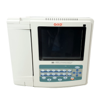 "Contec ECG Machine 12 Channel (8"" Touch Screen)"