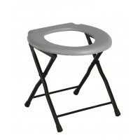 Acco Metal Commode Stool Folding