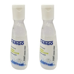 FARGO Instant Hand Sanitizer 100Ml- Pack of 2 (200Ml)