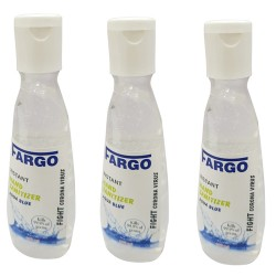 FARGO Instant Hand Sanitizer 100 ml - Pack of 3(300Ml)