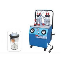 Suction Machine (Motor type 1/4hp Ordinary Motor, with vertical foot operated)