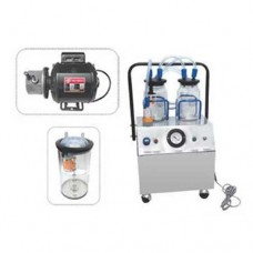 Suction Machine (Motor type 1/4hp Ordinary Motor , SS Body)