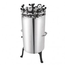 Vertical Autoclave Type Top Cover Alum (SS Double Dram)