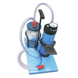 Portable Vertical Foot Suction