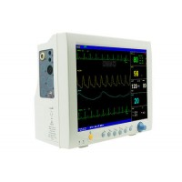 "Contec Multi Parameter Patient Monitor (TFT 12.1"") Touch Screen"