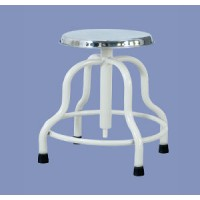 Patient Revolving Stool with SS Top