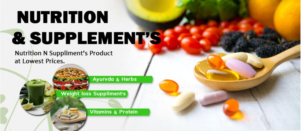 Nutrition & Suppliments