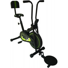 Air Bike Super Plus with Back rest and Steel Twister