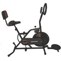 Xpression Plus Static Cycle with Backrest and Twister