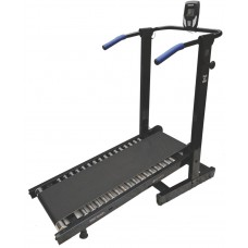 Manual Treadmill with Display (Roller Type)