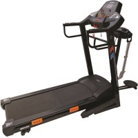 Motorised Treadmill with Vibratory Belt Massager and Twister(3.5hp DC Motor)