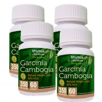 Garcinia Cambogia Capsules 60's  (Pack of Four)