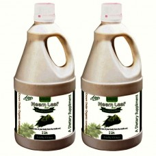 Neem Juice (Sugar Free) 1 Ltr. (Pack of Two)