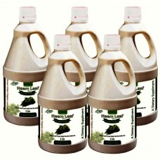 Neem Juice (Sugar Free) 1 Ltr. (Pack of Five)