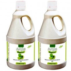 Amla Juice (Sugar Free) 1 Ltr. (Pack of Two)