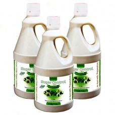 Sugar Control Juice, Karela, Jamun, Daana Meethi, Gudmar, Aloe Vera (Sugar Free) 1 Ltr. (Pack of Three)