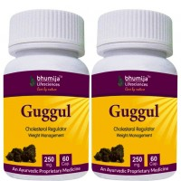 Guggul Capsules 60's (Pack of Two)