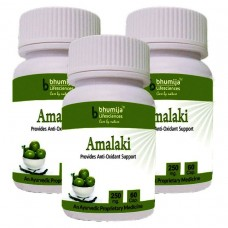 Amalaki Capsules 60's - Anti Oxidant (Pack of Three)