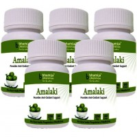 Amalaki Capsules 60's - Anti Oxidant (Pack of Five)