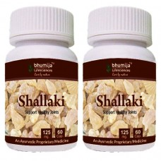 Shallaki Boswellia Capsules 60's  (Pack of Two)
