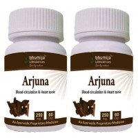Arjuna Capsules 60's(Pack of Two)