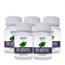 Brahmi Capsules 60's (Pack of Five)