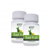 Bael Fruit Capsules 60's(Pack of Two)