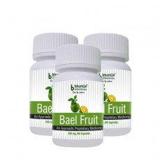 Bael Fruit Capsules 60's(Pack of Three)