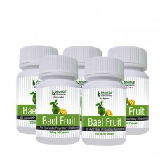 Bael Fruit Capsules 60's (Pack of Five)