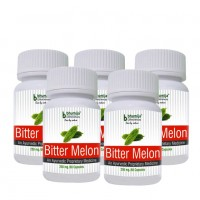 Bitter Melon Capsules 60's (Pack of Five)