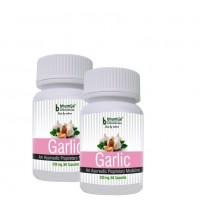 Garlic Capsules 60's (Pack of Two)