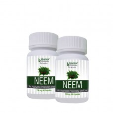Neem Capsules 60's (Pack of Two)