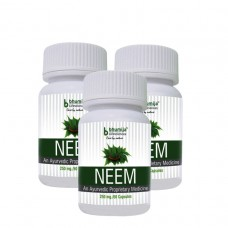 Neem Capsules 60's (Pack of Three)
