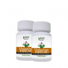 Valerian Capsules 60's (Pack of Two)